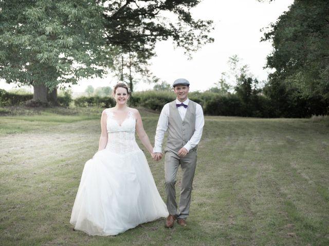 Le mariage de Camille et Loic