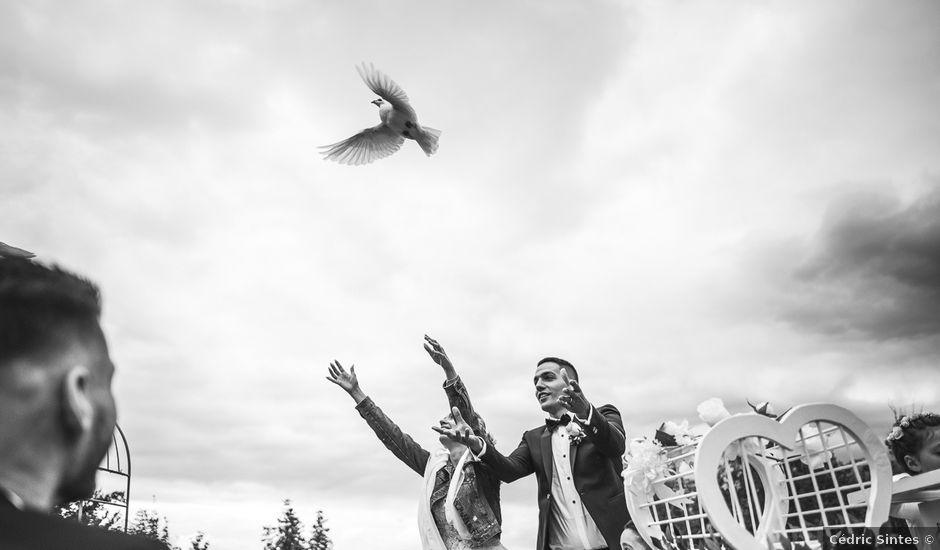 Le mariage de Thomas et Aurélie à Vulbens, Haute-Savoie