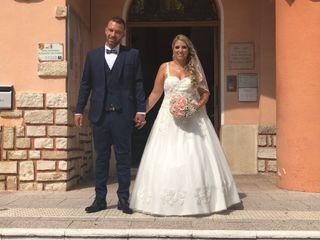 Le mariage de Sandra  et Jeremy 1