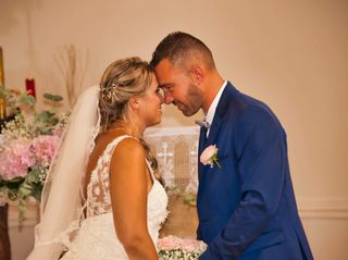 Le mariage de Sandra  et Jeremy