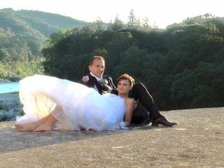 Le mariage de Claire et David 1