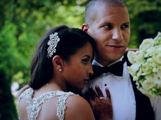 Le mariage de Helene et Axel