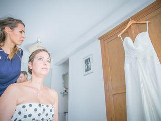 Le mariage de Vanessa et Eric 1
