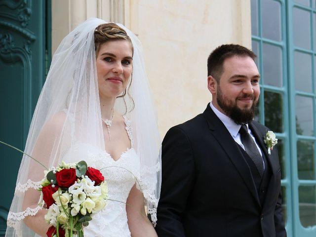 Le mariage de Nicolas et Nadège  à Bélus, Landes 8