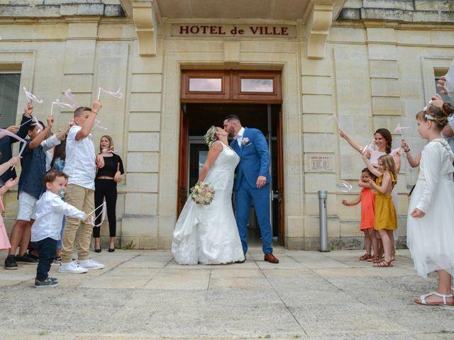 Le mariage de Lilian et Aurore à Bassens, Gironde 33
