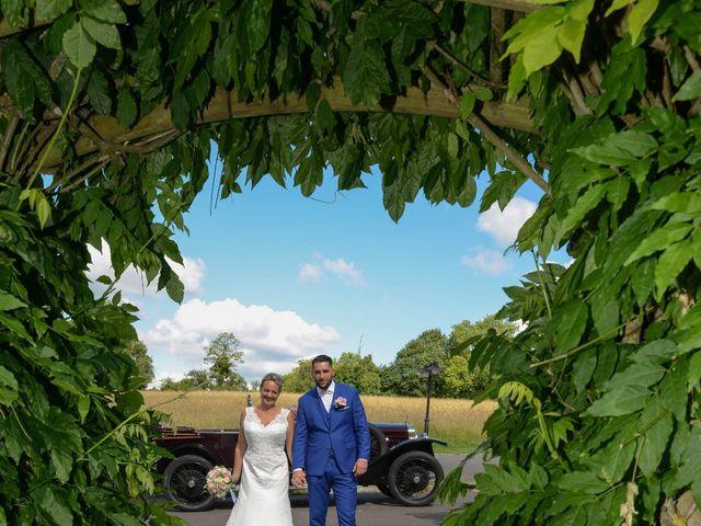 Le mariage de Lilian et Aurore à Bassens, Gironde 92