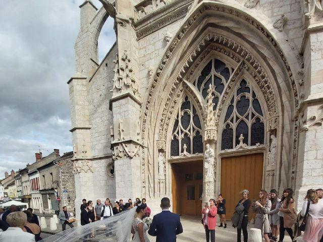 Le mariage de Adrien et Clémence à Moret-sur-Loing, Seine-et-Marne 4