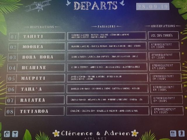 Le mariage de Adrien et Clémence à Moret-sur-Loing, Seine-et-Marne 5