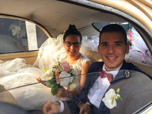 Le mariage de Clémence et Adrien