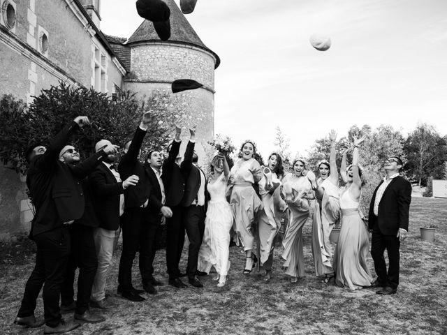 Le mariage de Jérémy et Laurène à Loches, Indre-et-Loire 28