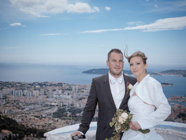 Le mariage de Sloane et Romain