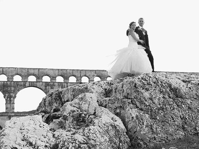 Le mariage de David et Claire à Nîmes, Gard 6
