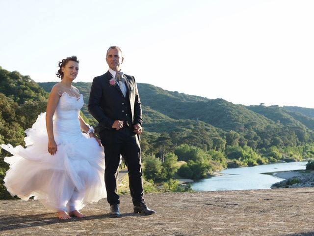 Le mariage de David et Claire à Nîmes, Gard 8