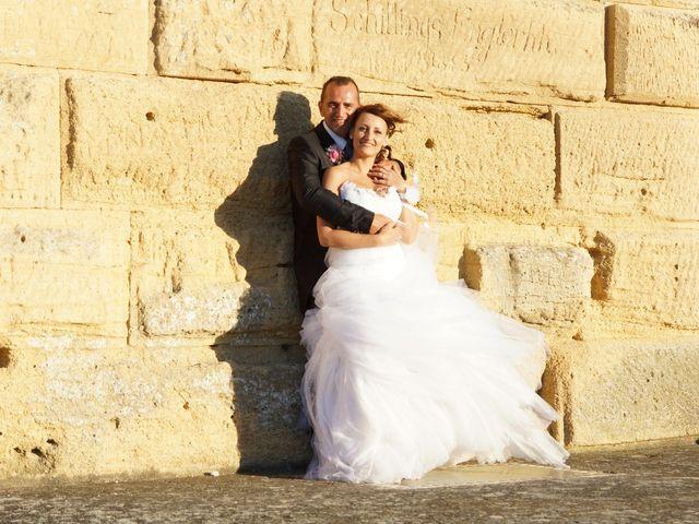 Le mariage de David et Claire à Nîmes, Gard 9