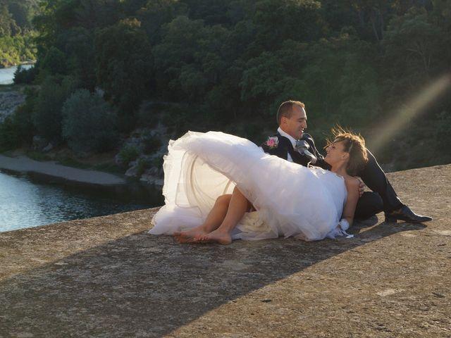 Le mariage de David et Claire à Nîmes, Gard 10