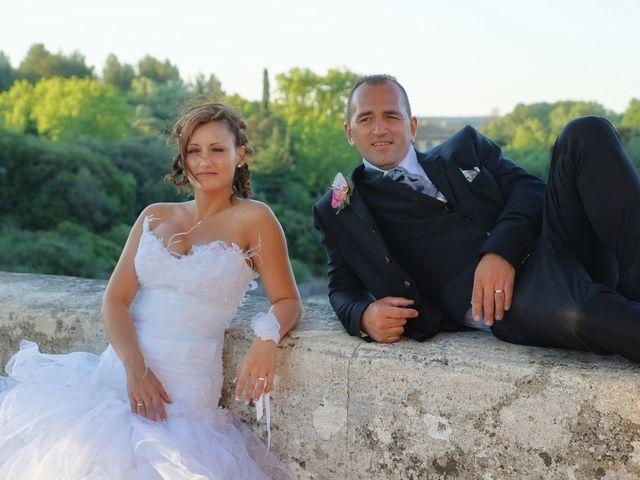 Le mariage de David et Claire à Nîmes, Gard 12