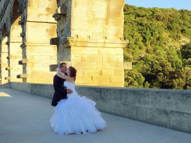 Le mariage de David et Claire à Nîmes, Gard 13