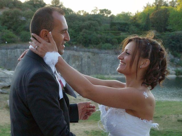 Le mariage de David et Claire à Nîmes, Gard 14