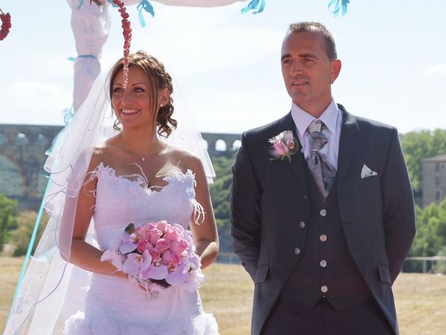 Le mariage de David et Claire à Nîmes, Gard 16