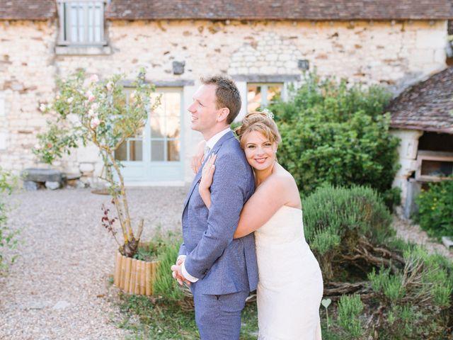 Le mariage de Clémentine et Fiachra