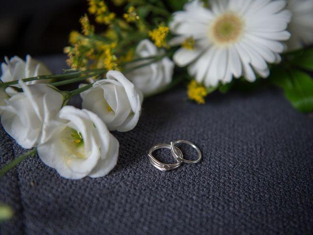 Le mariage de Olivier et Adeline à La Rouquette, Aveyron 1