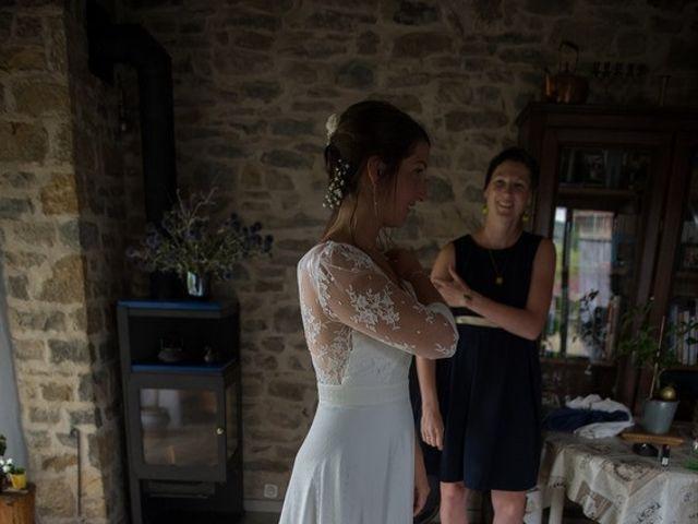 Le mariage de Olivier et Adeline à La Rouquette, Aveyron 7