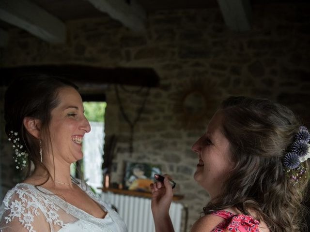 Le mariage de Olivier et Adeline à La Rouquette, Aveyron 8