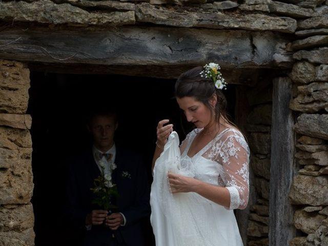 Le mariage de Olivier et Adeline à La Rouquette, Aveyron 13