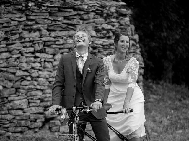 Le mariage de Olivier et Adeline à La Rouquette, Aveyron 17