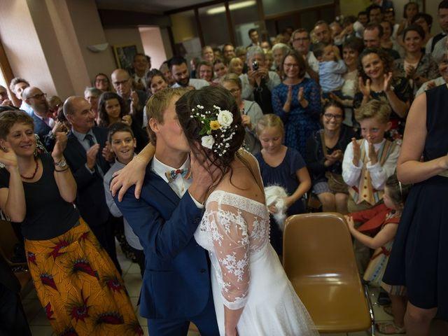 Le mariage de Olivier et Adeline à La Rouquette, Aveyron 19