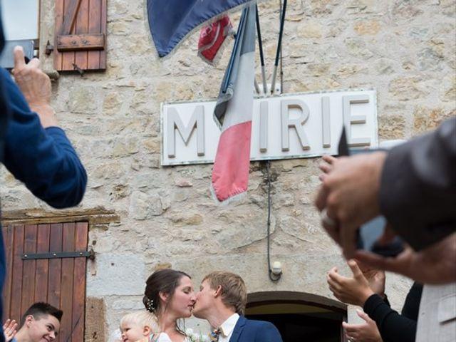 Le mariage de Olivier et Adeline à La Rouquette, Aveyron 22