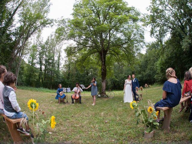 Le mariage de Olivier et Adeline à La Rouquette, Aveyron 25