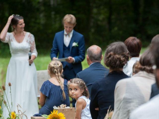 Le mariage de Olivier et Adeline à La Rouquette, Aveyron 26