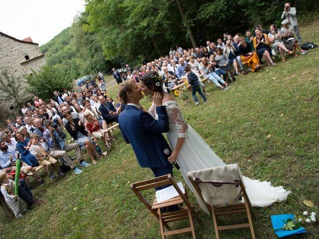 Le mariage de Olivier et Adeline à La Rouquette, Aveyron 28