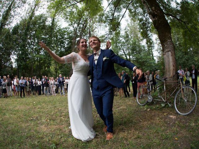 Le mariage de Olivier et Adeline à La Rouquette, Aveyron 31