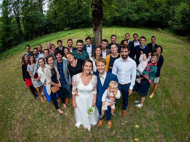 Le mariage de Olivier et Adeline à La Rouquette, Aveyron 33