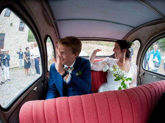 Le mariage de Olivier et Adeline à La Rouquette, Aveyron 36