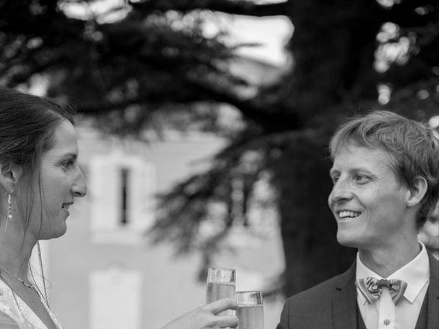 Le mariage de Olivier et Adeline à La Rouquette, Aveyron 42