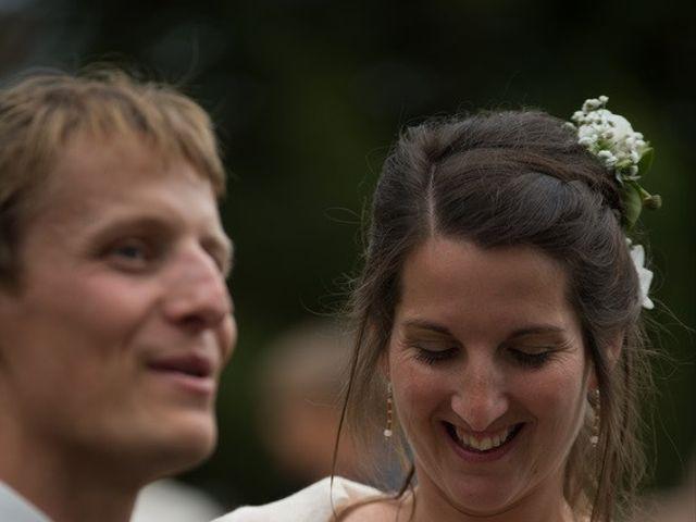 Le mariage de Olivier et Adeline à La Rouquette, Aveyron 44
