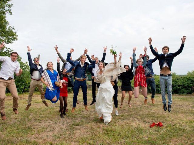 Le mariage de Olivier et Adeline à La Rouquette, Aveyron 52