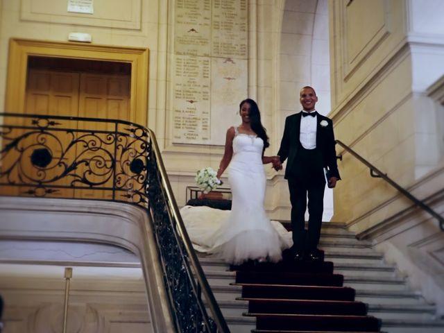 Le mariage de Axel et Helene à Paris, Paris 15
