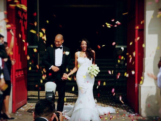 Le mariage de Axel et Helene à Paris, Paris 17