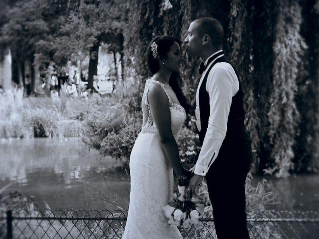Le mariage de Axel et Helene à Paris, Paris 20