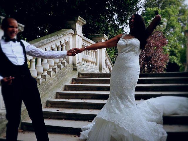 Le mariage de Axel et Helene à Paris, Paris 21