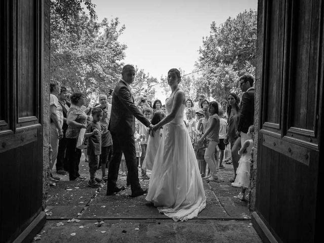 Le mariage de Eric et Vanessa à Portiragnes, Hérault 1
