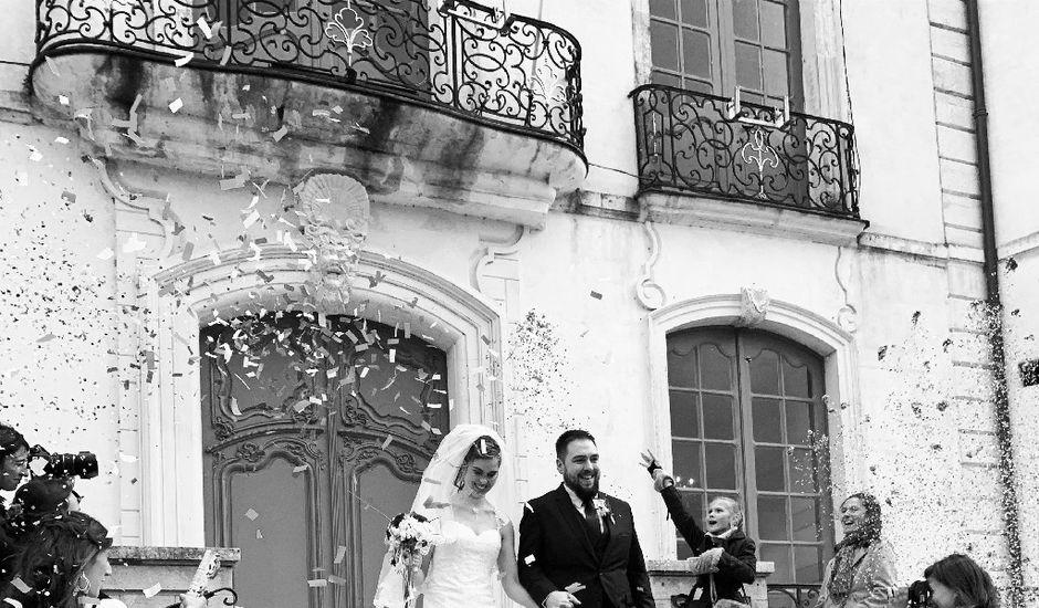 Le mariage de Nicolas et Nadège  à Bélus, Landes