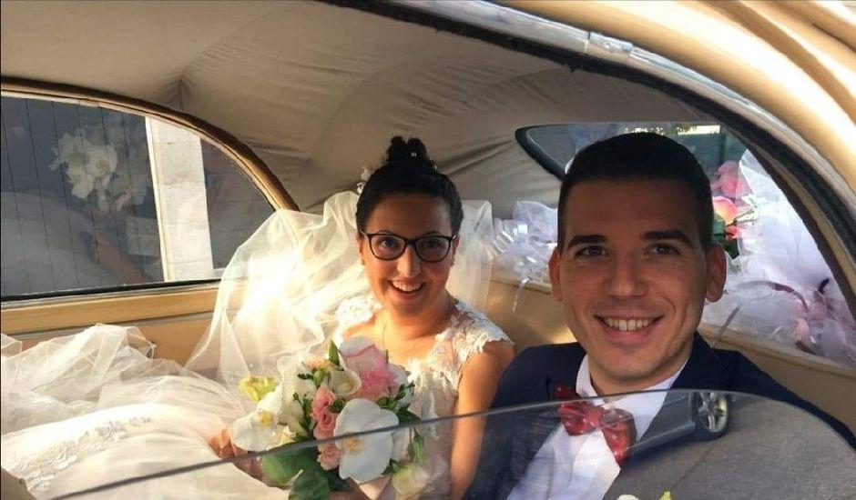 Le mariage de Adrien et Clémence à Moret-sur-Loing, Seine-et-Marne