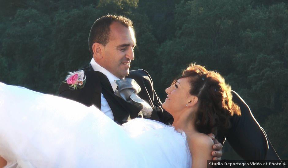 Le mariage de David et Claire à Nîmes, Gard