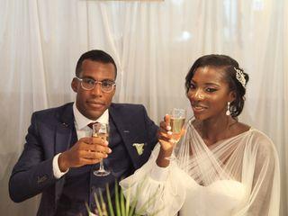 Le mariage de Sandrine et Thomas