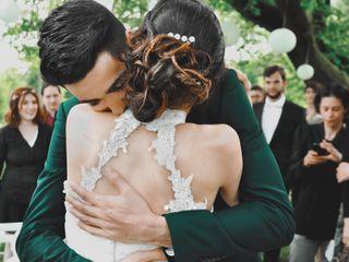 Le mariage de Sofia et Emilien